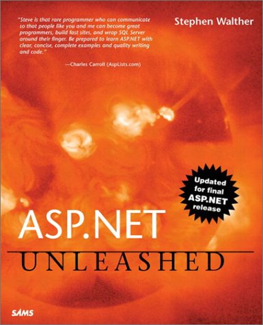 ASP.NET Unleashed   2002 9780672320682 Front Cover