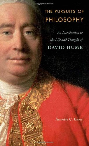 Pursuits of Philosophy An Introduction to the Life and Thought of David Hume  2011 edition cover