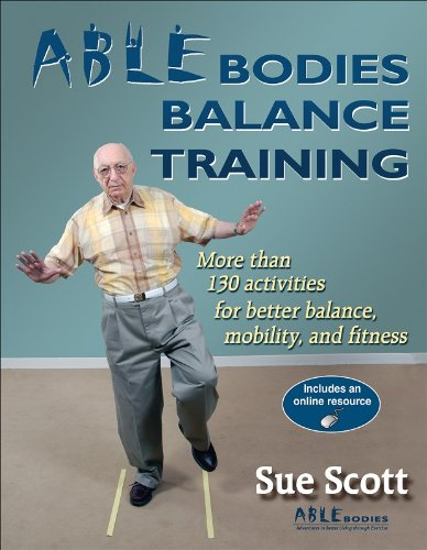 ABLE Bodies Balance Training   2008 edition cover