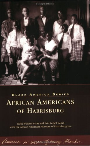 African Americans of Harrisburg   2005 9780738536682 Front Cover