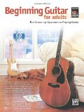 Beginning Guitar for Adults The Grown-Up Approach to Playing Guitar, Book and CD  1999 edition cover