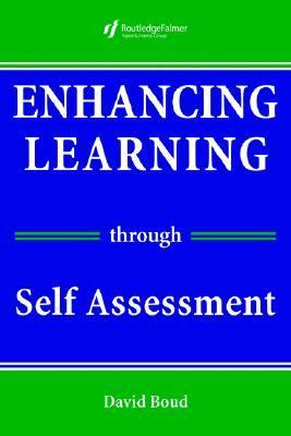Enhancing Learning Through Self-Assessment   1995 9780749413682 Front Cover