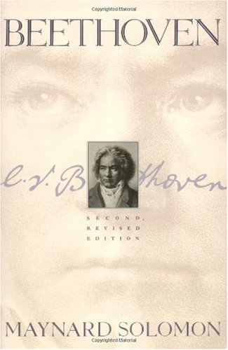Beethoven  2nd 1998 (Revised) edition cover