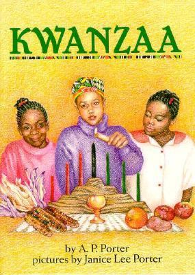Kwanzaa   1991 9780876146682 Front Cover