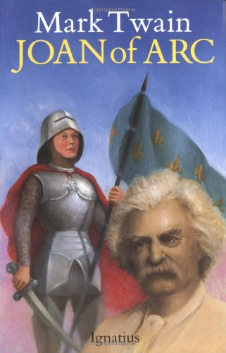 Personal Recollections of Joan of Arc  Reprint edition cover