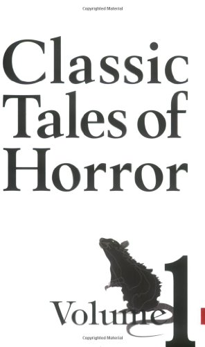 Classic Tales of Horror Volume 1  2006 9780954947682 Front Cover