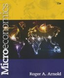 Microeconomics  11th 2014 9781133561682 Front Cover
