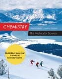Chemistry The Molecular Science 5th 2015 edition cover