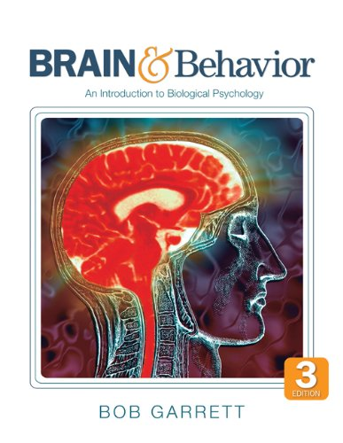 Brain and Behavior An Introduction to Biological Psychology 3rd 2011 edition cover