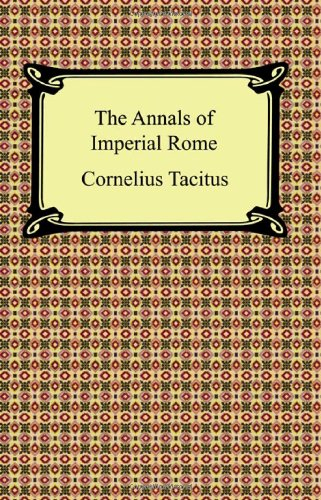 Annals of Imperial Rome  N/A edition cover