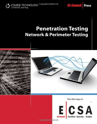 Penetration Testing Network and Perimeter Testing  2010 9781435483682 Front Cover