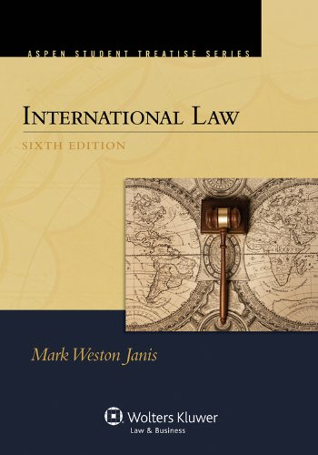 International Law  6th 2012 (Student Manual, Study Guide, etc.) edition cover