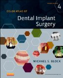 Color Atlas of Dental Implant Surgery  4th 2014 edition cover