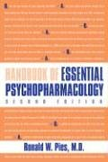 Handbook of Essential Psychopharmacology  2nd 2005 (Revised) edition cover