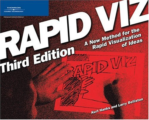 Rapid Viz A New Method for the Rapid Visualitzation of Ideas 3rd 2006 (Revised) edition cover
