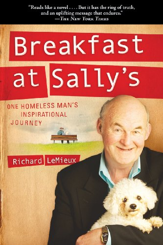 Breakfast at Sally's One Homeless Man's Inspirational Journey N/A edition cover