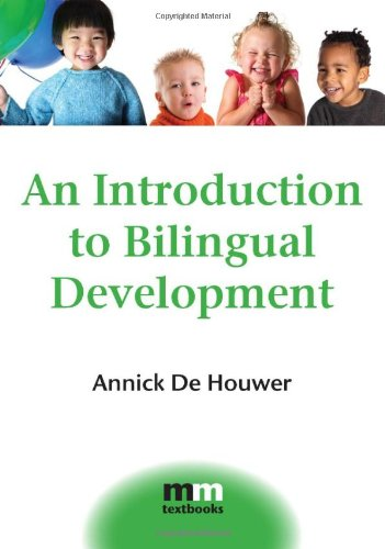 Introduction to Bilingual Development   2009 edition cover