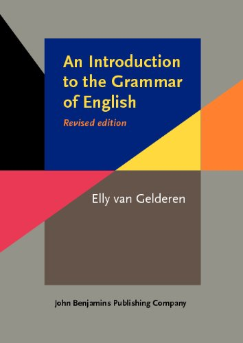 Introduction to the Grammar of English  2nd 2010 (Revised) edition cover
