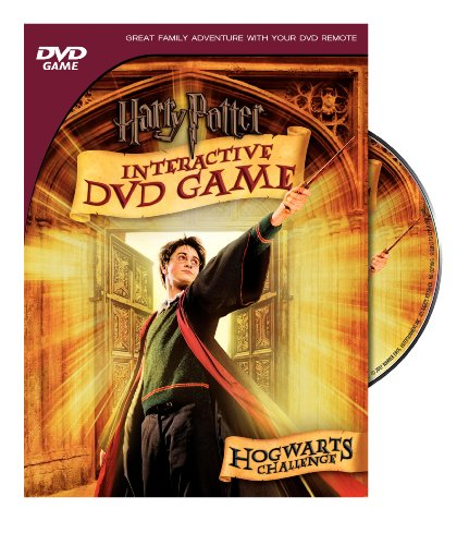 Harry Potter Interactive DVD Game - Hogwarts Challenge System.Collections.Generic.List`1[System.String] artwork
