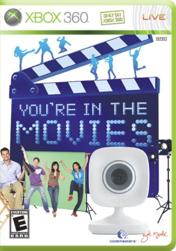 You're in the Movies inkl. Live-Vision Kamera Xbox 360 artwork