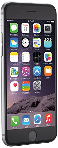 Apple iPhone 6 - 128GB - Space Gray (AT&T) product image