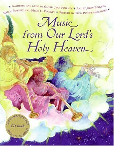 Music from Our Lord's Holy Heaven   2005 9780060007683 Front Cover