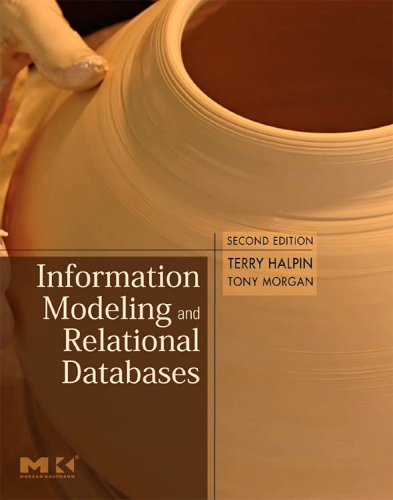 Information Modeling and Relational Databases  2nd 2008 edition cover