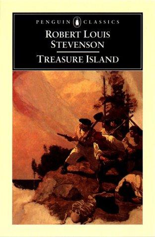 Treasure Island   1999 edition cover