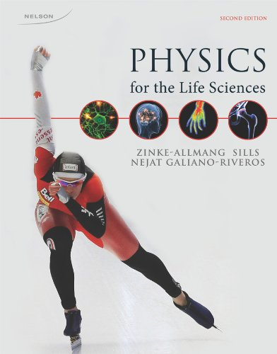 PHYSICS FOR THE LIFE SCIENCES N/A edition cover