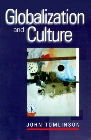 Globalization and Culture   1999 (Reprint) edition cover