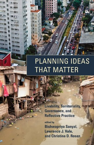 Planning Ideas That Matter Livability, Territoriality, Governance, and Reflective Practice  2012 edition cover