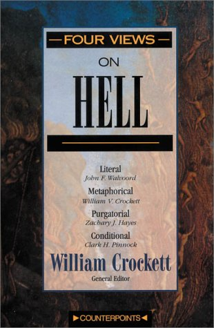 Four Views on Hell   1997 (Reprint) 9780310212683 Front Cover
