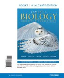 Campbell Biology: Concepts & Connections, Books a La Carte Edition  2014 edition cover