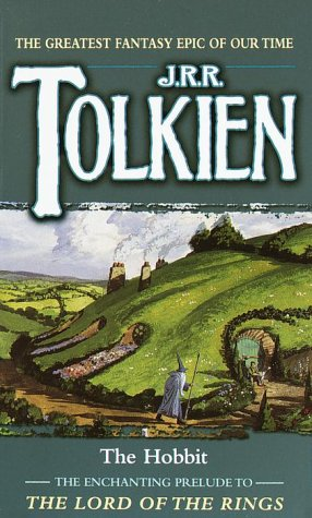Hobbit The Enchanting Prelude to the Lord of the Rings  1996 (Revised) edition cover