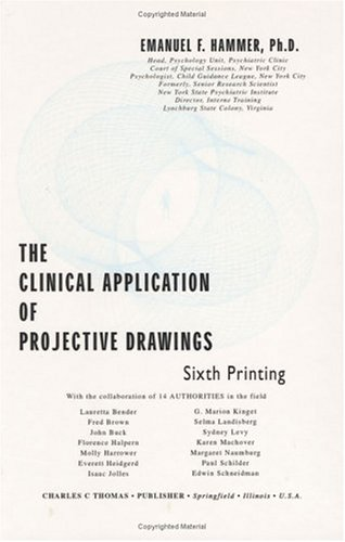 Clinical Application of Projective Drawings 1st edition cover