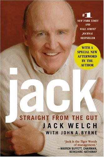 Jack Straight from the Gut N/A edition cover