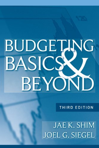 Budgeting Basics and Beyond  3rd 2008 edition cover