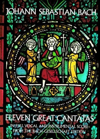 Eleven Great Cantatas  N/A edition cover