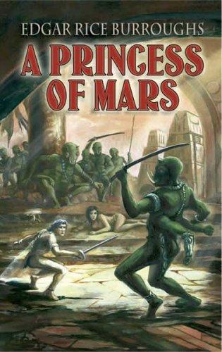 Princess of Mars   2005 edition cover