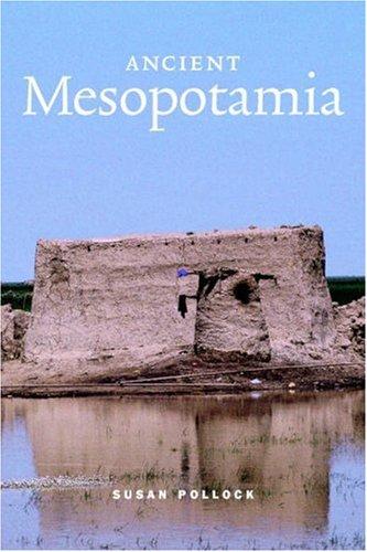 Ancient Mesopotamia   1999 edition cover