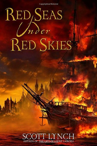 Red Seas under Red Skies   2007 9780553804683 Front Cover