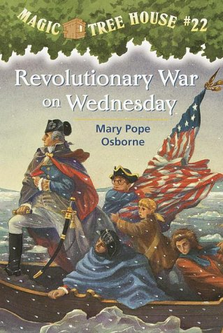Revolutionary War on Wednesday   2000 edition cover