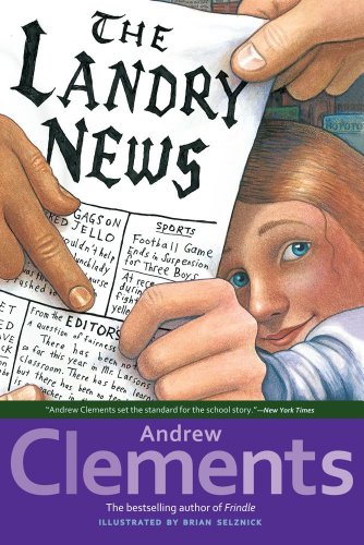 Landry News   1999 edition cover