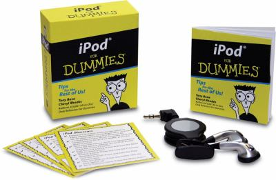 IPod for Dummies   2006 (Gift) 9780740761683 Front Cover