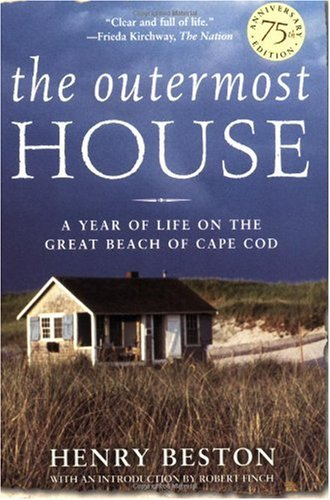 Outermost House A Year of Life on the Great Beach of Cape Cod  2003 (Revised) edition cover