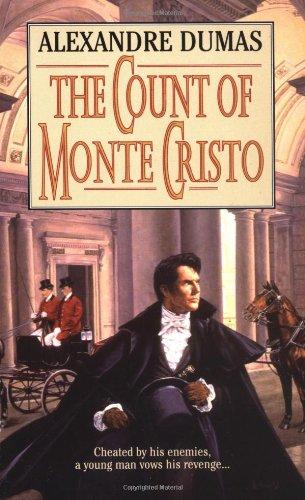 Count of Monte Cristo   1999 edition cover