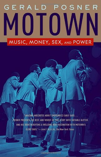 Motown Music, Money, Sex, and Power N/A edition cover