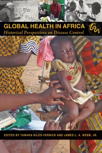 Global Health in Africa Historical Perspectives on Disease Control  2013 edition cover