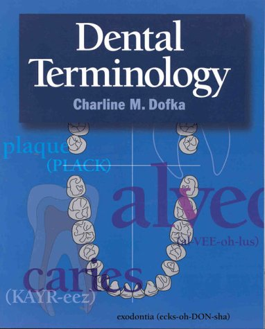 Dental Terminology   2000 edition cover