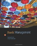 Bank Management:   2014 edition cover